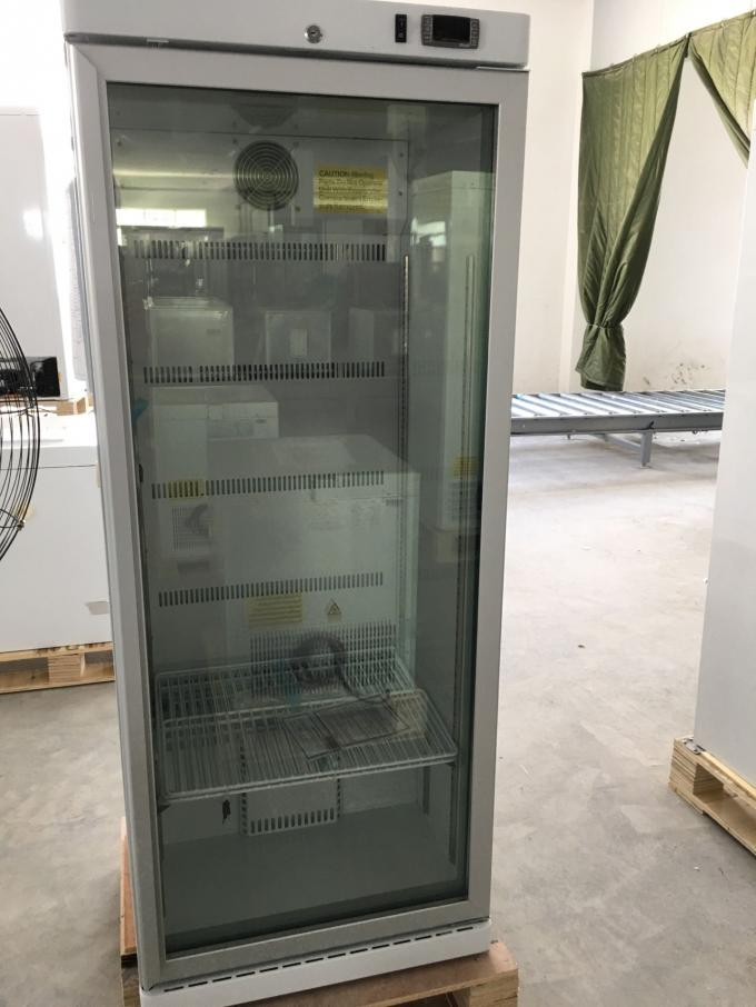 2 - 8 Degree Temperature Laboratory Pharmacy Refrigerator Blood Bank for Research Institutions