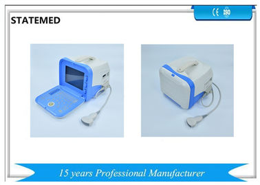 China Portable Cow Veterinary Ultrasound Scanner Depth Display 190mm For Pregnancy Test supplier
