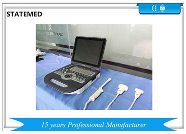 China 4D Advanced Laptop Color Doppler Ultrasound Scanner , High Definition Ultrasound Image supplier