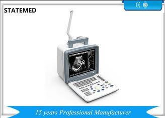 China 64 Body Marks Portable 2D Ultrasound Machine For Pregnancy 128 Images supplier