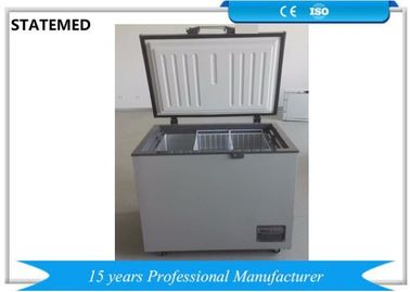 China -25 Degrees Deep Chest Type Freezer / Medical Grade Freezer For Fresh Vegetables supplier