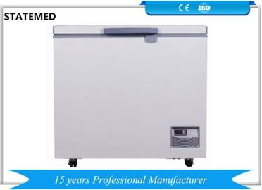 China Chest Type Ultra Low Temperature Freezer -40 Degree With Different Capacity supplier