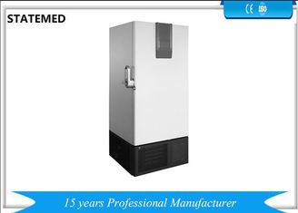 China Manual Defrost Laboratory Deep Freezer -86 Degree For Low Temperature Freezing supplier