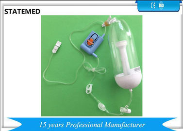 China Syringe Portable Infusion Pump Single Use 200ml For Painless Childbirth supplier
