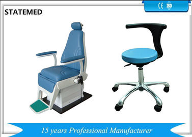 Customized Medical Exam Chair , Adjustable Durable Clinic Dental Exam Chair