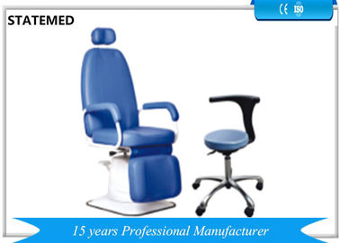 Mechanical Patient ENT Examination Chair Backrest Pitching Scope 90°-180° Durable