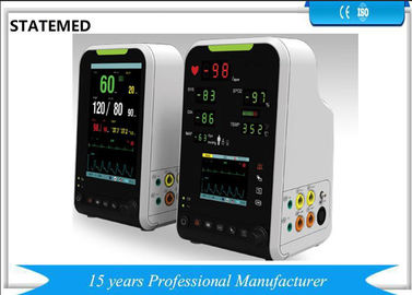 Doctor Diagnose Multi Parameter Patient Monitor SIM Card Signal Transmission