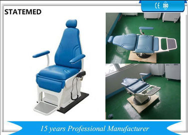 Customized ENT Exam Chair , ENT Treatment Chair Shift Scope Of Cushion 150mm Above