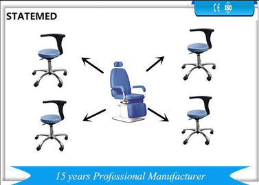 China Professional Ent Patient Chair Customized Over 150mm Cushion Shifting Scope factory