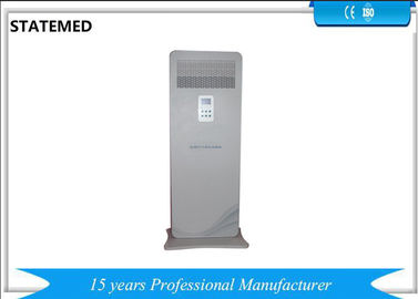65kg Plasma / UV Lamps Erected Air Disinfection Machine With Metal Construction