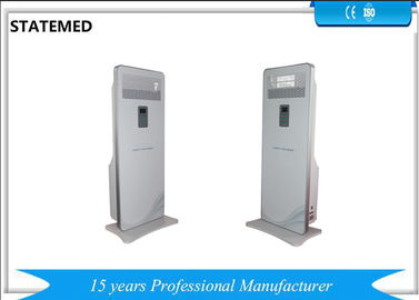 Plasma / Uv Circulation Air Disinfection Machine With Metal Construction