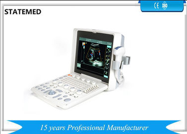 Color Doppler B Ultrasound Machine Ultrasonography Machine With 2 USB Ports