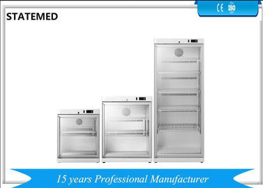 Medical Blood Bank Refrigerator Low Power Consumption 2 - 8 Degree Temperature