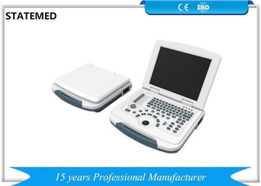 Portable Laptop Black / White Ultrasound Scanner Full Digital 240mm Detecting Depth