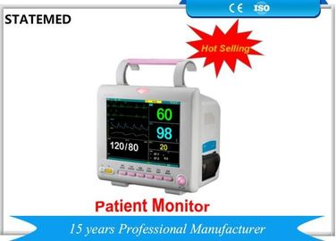 Accurate Multi Parameter Patient Monitor , Portable Vital Signs Monitor For Ambulances