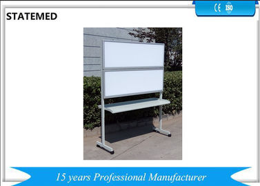 China 80 W 10.4 KG Four Unit LED X Ray Film Viewer With 100000 Hours Lamp Life factory