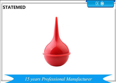 China 90 ML 60 ML 30 ML Consumable Medical Suppliers Rubber Or PVC Ear Bulb Syringe factory