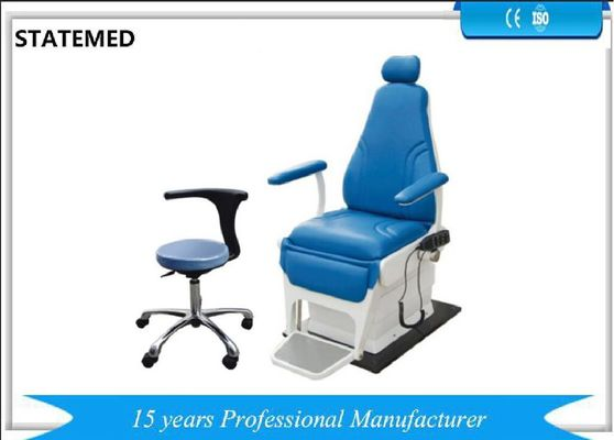 China 360° Automatic Electric Medical Exam Chair / ENT Medical Procedure Chair factory