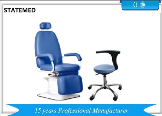 China Multifunctional Ent Treatment Chair / Ent Patient Chair Hydraulic Operating factory